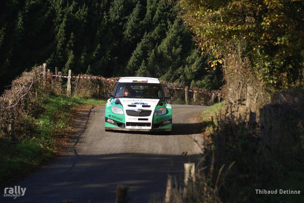 009 - JMC Rallye Hautes-Fagnes 2009 - B.Casier - Fouir.JPG