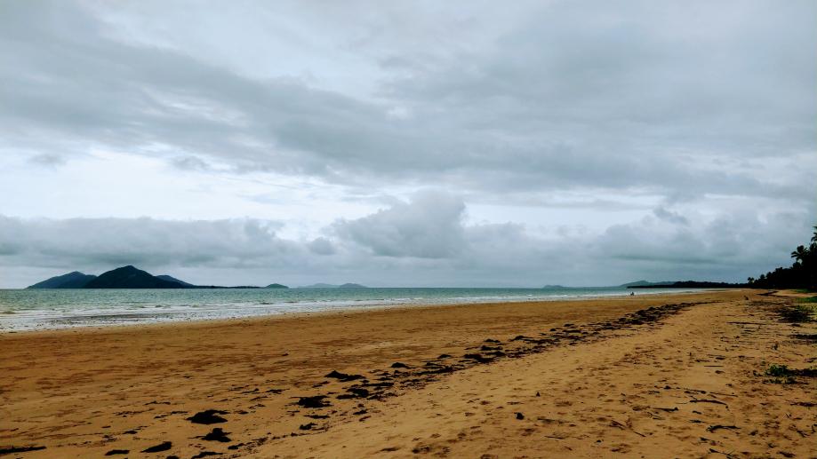 La plage de Mission Beach