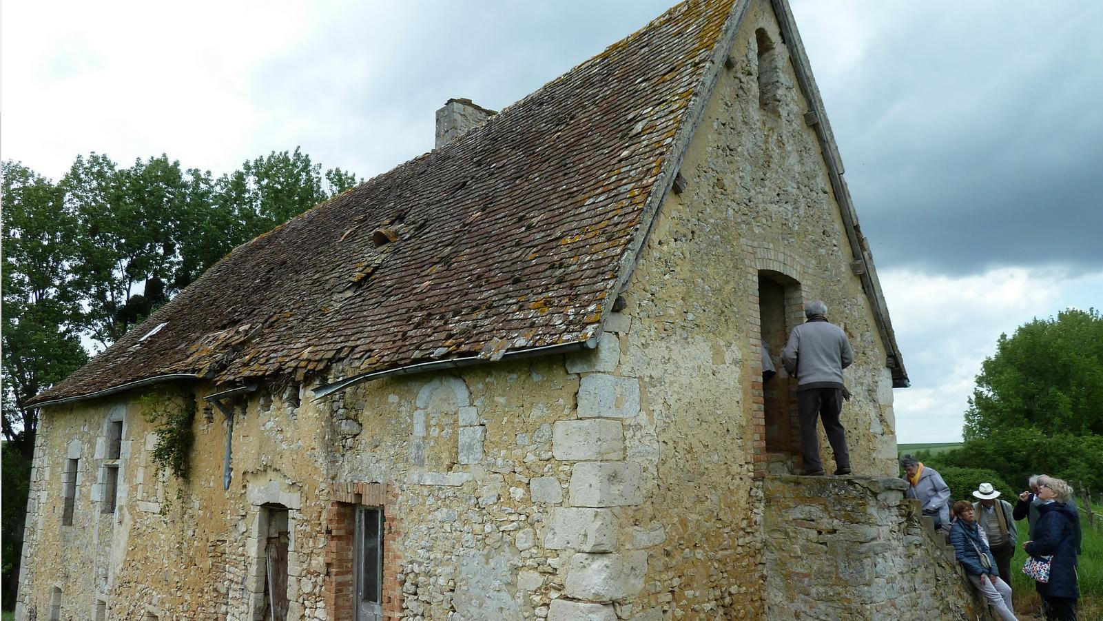 Ancinnes : le prieuré de Pouplain