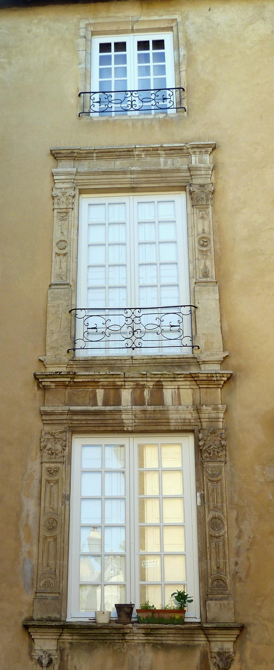Fenêtres Renaissance