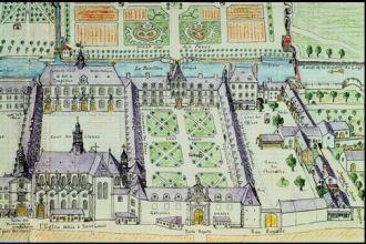 Collège Royal de La Flèche au temps de Picard