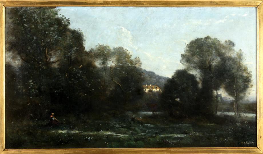 Corot musée Tessé