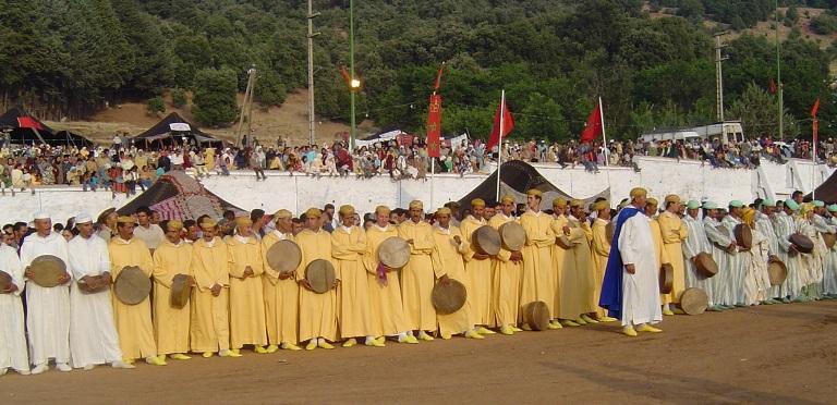 Que devient Ahidous au Maroc ?