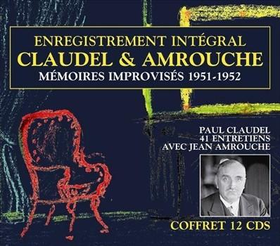 Jean Amrouche et Claudel