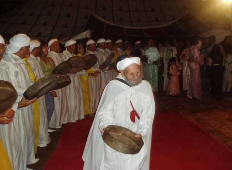 Troupe Ahidous du Maroc