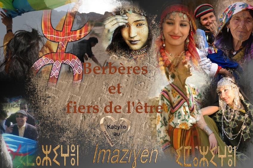 Berbères et fiers de l'être