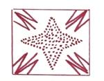symbole berbère de Kabylie la croix de blé