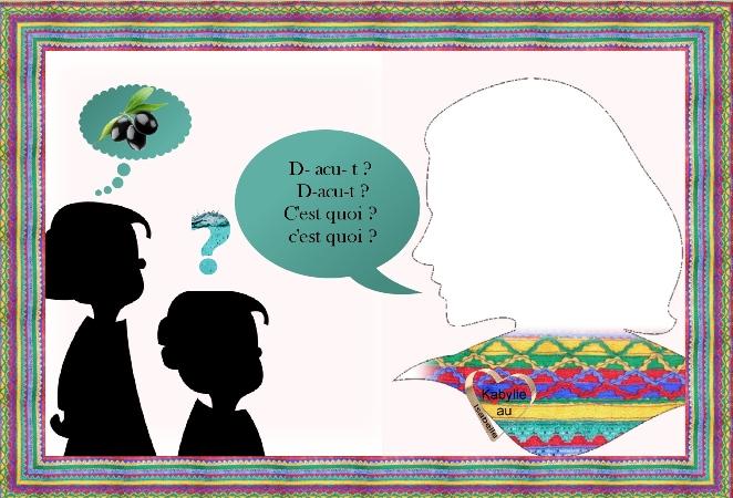 devinettes et enigmes kabyles