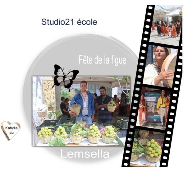 La fête de la figue à Lemsella