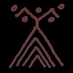 symbole kabyle tatouage représentant femme qui dansse