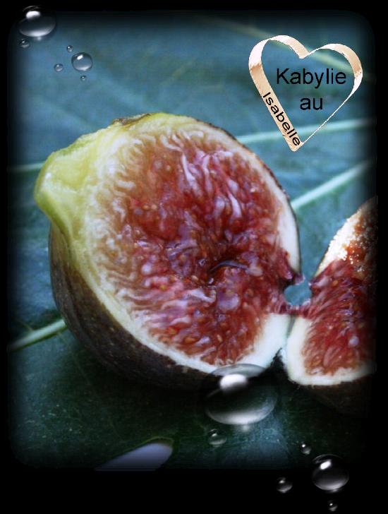 Quand ceuillir les figues en Kabylie