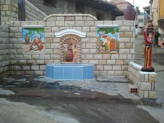 Fontaine en kabylie