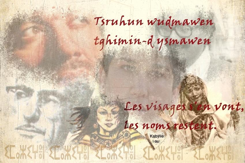 proverbe kabyle et sa traduction en français