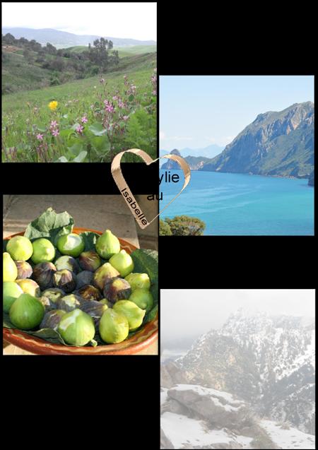 les saisons en Kabylie