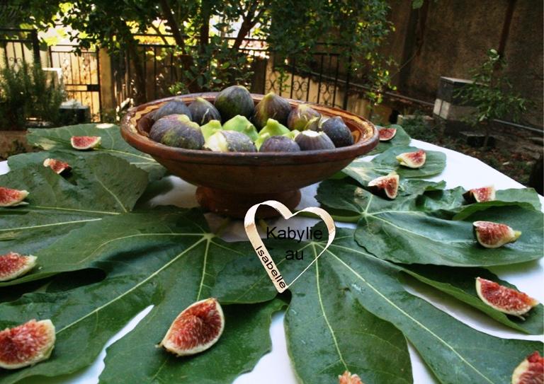 Avouhmil jeu de la figue en kabylie