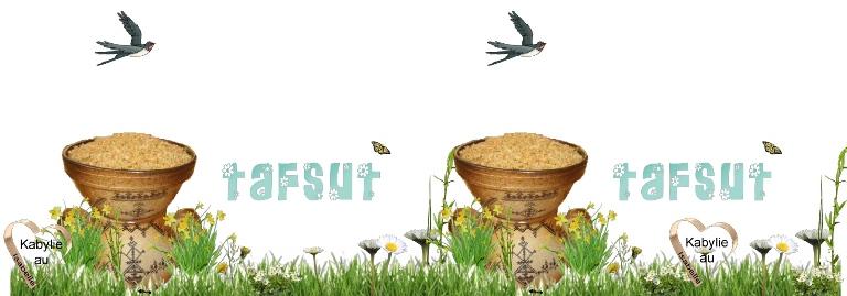 couscous kabyle de printemps seksu n tafsut