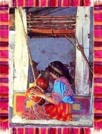 Ssendu comment la femme kabyle fabriquait son beurre