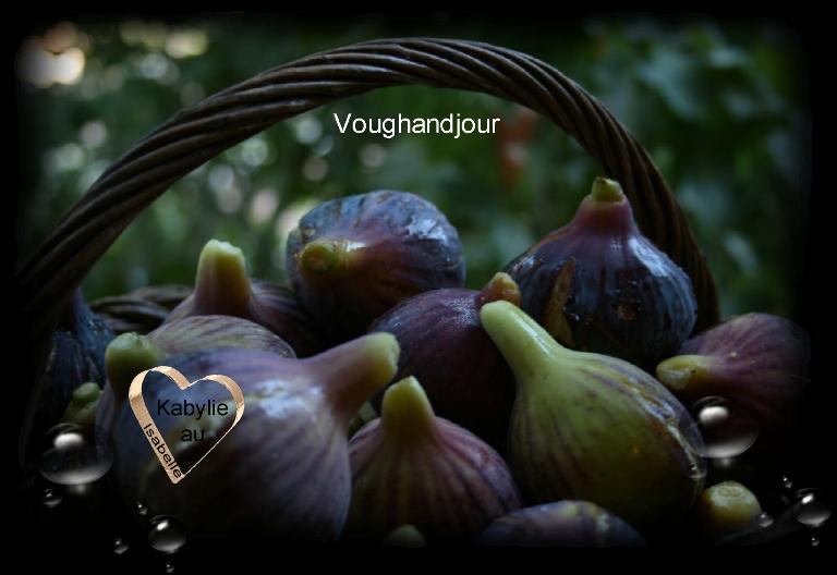 Les différentes variétés de figues Kabylie