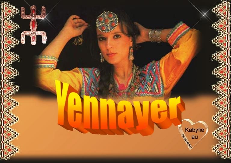 Il était une fois Yennayer le Nouvel An des Berbères