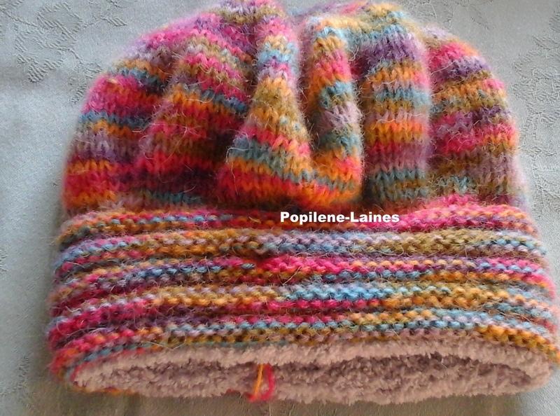 se décline en plusieurs couleurs et plusieurs tailles (2 à 6 ans) Entièrement doublé en laine polaire