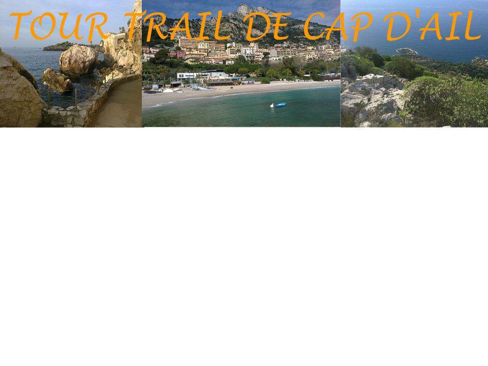 TOUR TRAIL DE CAP D'AIL