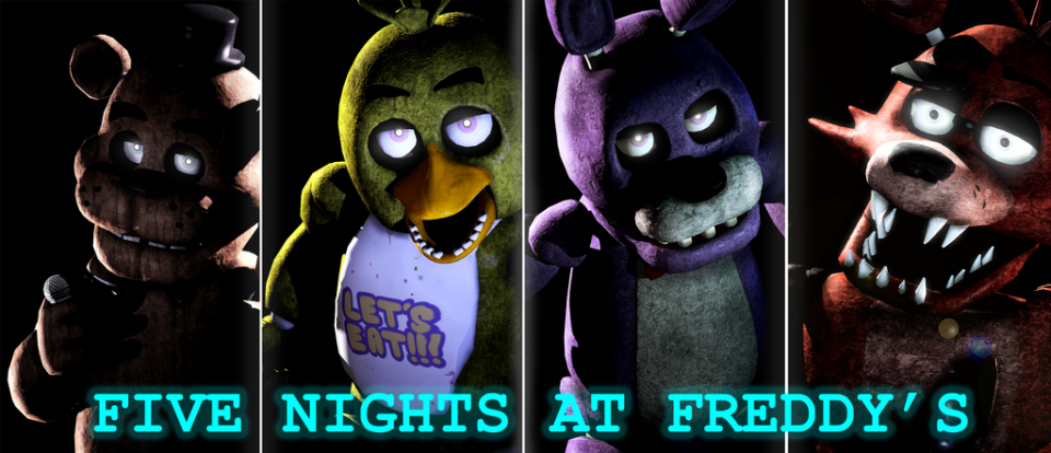 Five Nights at France Forum