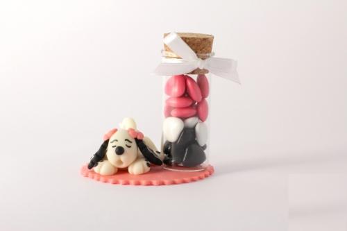 Chien porcelaiine froide pour fille éprouvette 6 cm.jpg