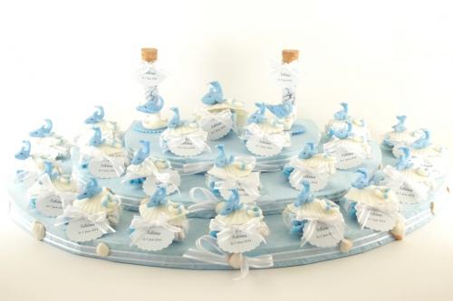 Présentoir Dauphins porcelaine froide (1).jpg