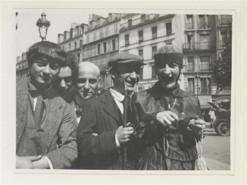 07 1916 Kisling Moïse Picasso Max Jacob 01.jpg