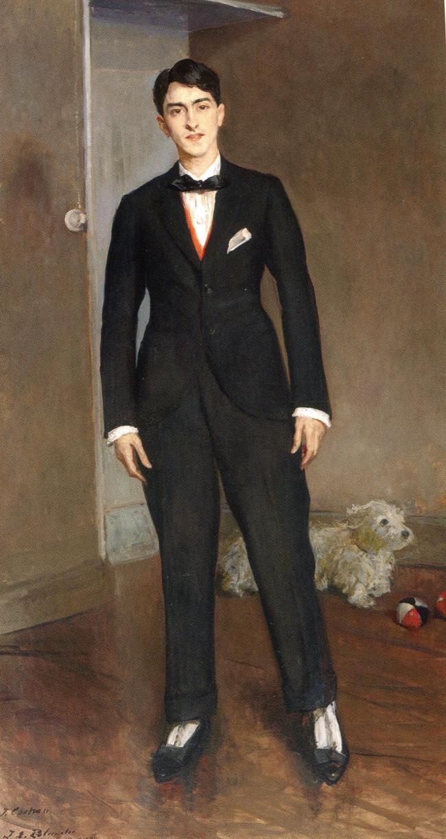 1913 Blanche Jacques Emile Cocteau Offranville Potomak.jpg