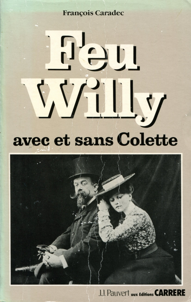 1983 Caradec François Feu Willy.jpg