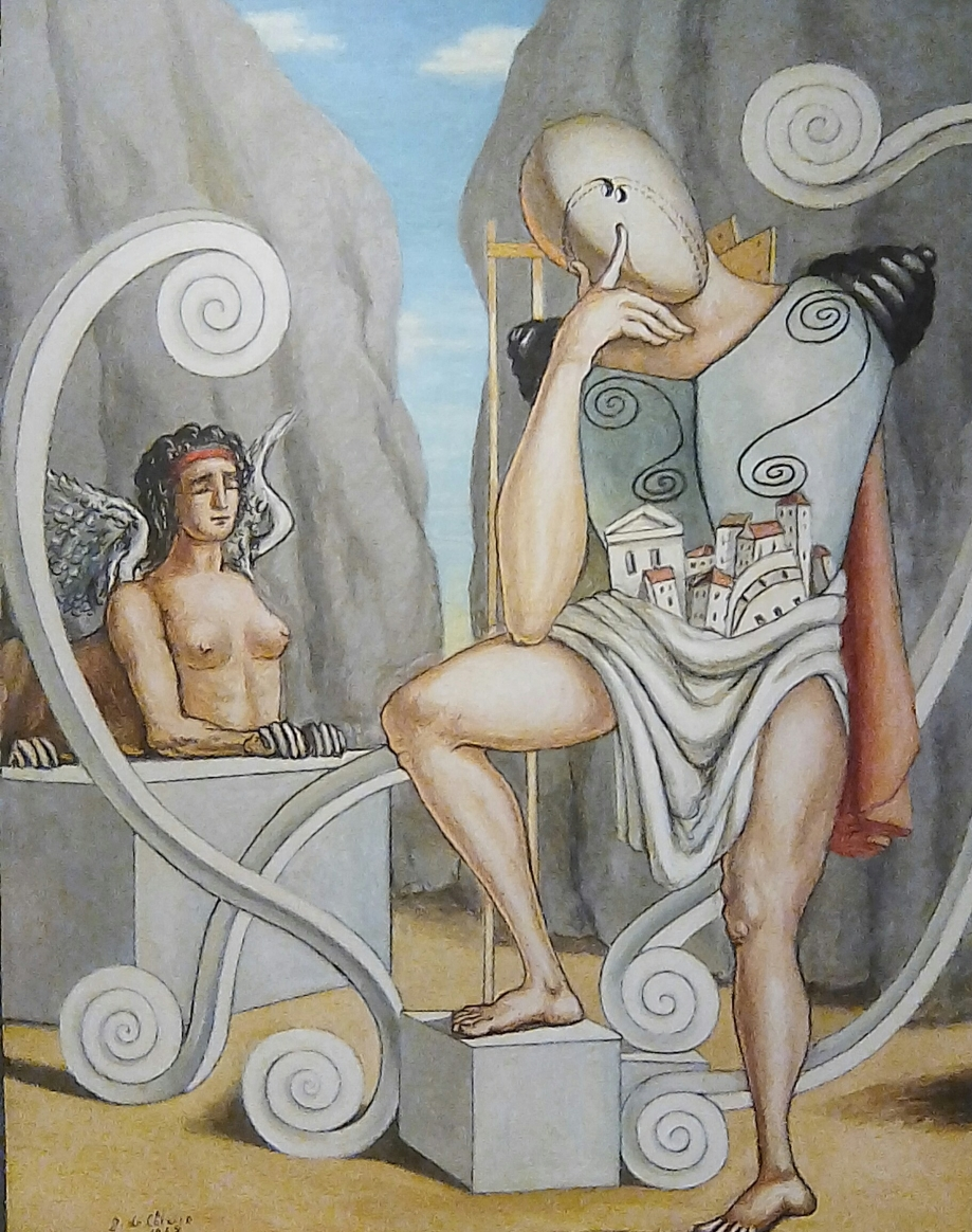 06 1968 De Chirico Oedipe et le Sphynx.jpg