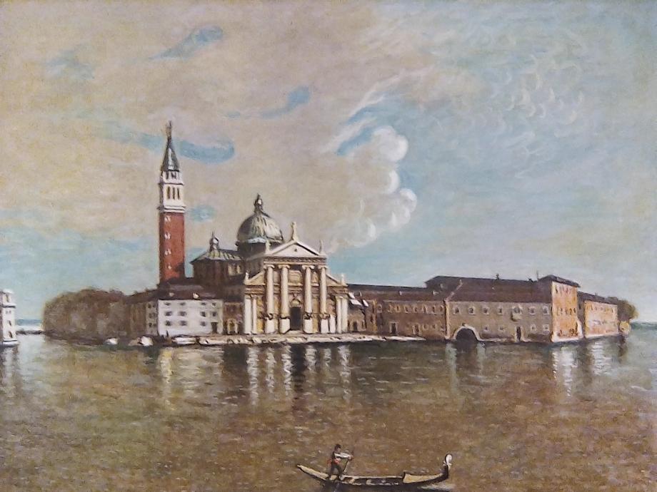 10 1957 De Chirico Venezia Isola San Giorgio.jpg