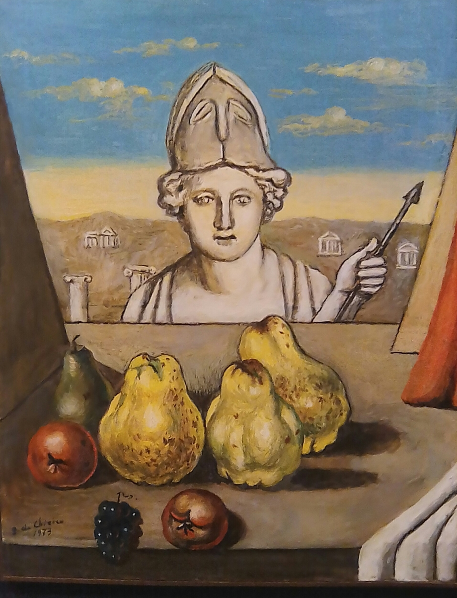 11 1973 De Chirico Minerve avec fruits.jpg