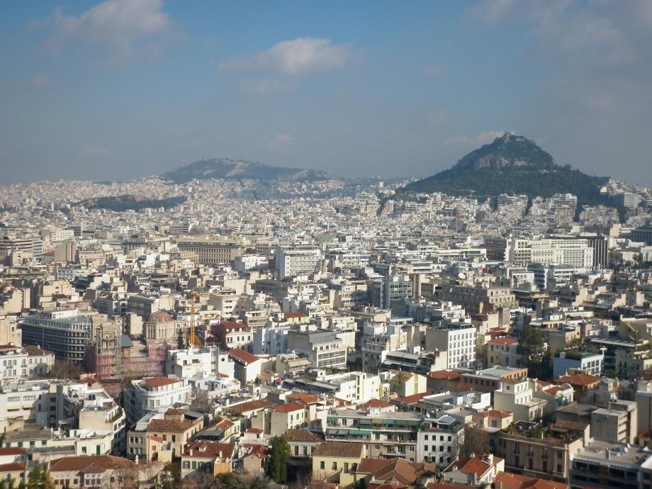 2012 Grèce Athènes Lycabète 03.JPG