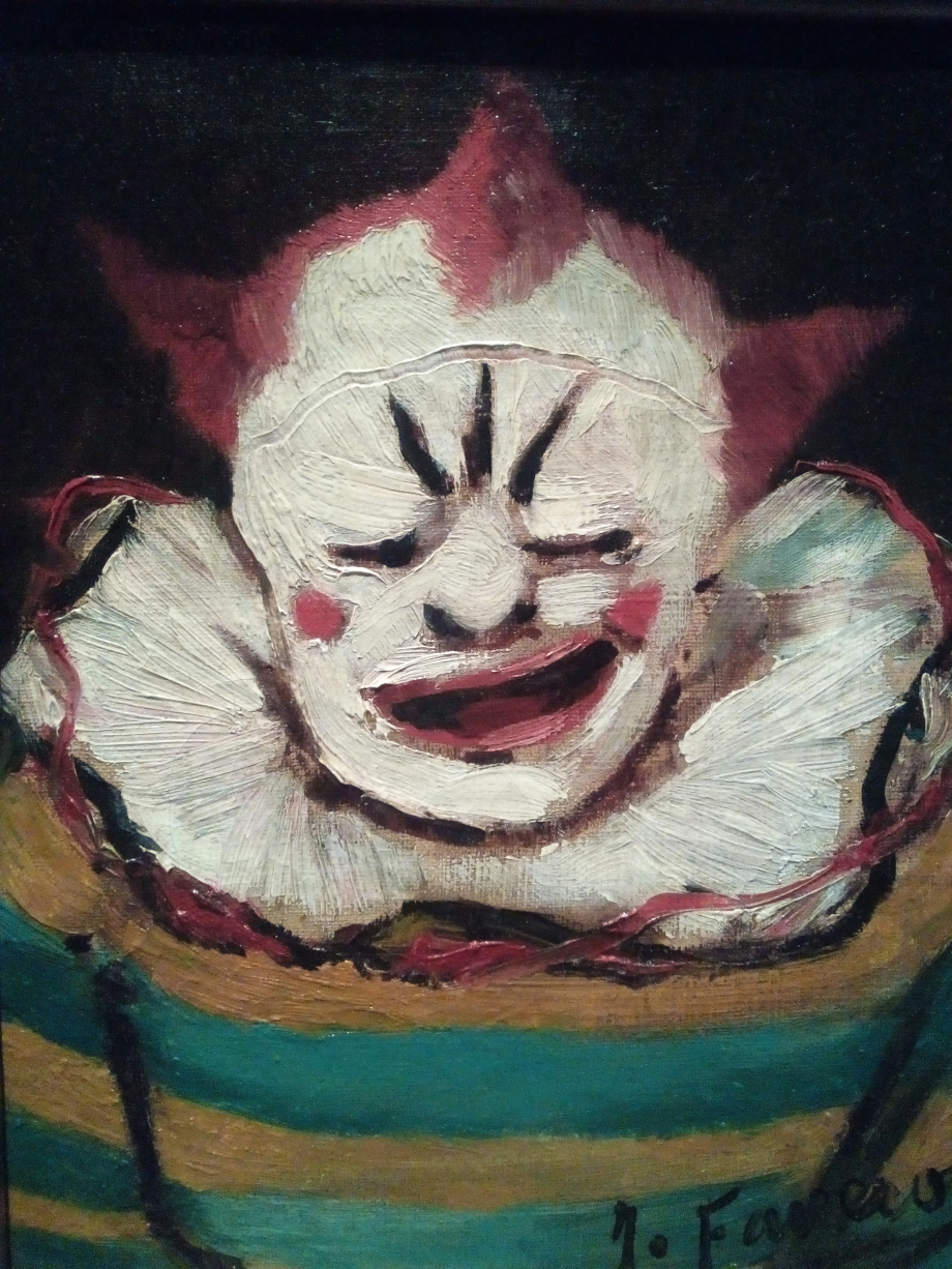 1885 Faverto Joseph Clown du Cirque Fernando.jpg
