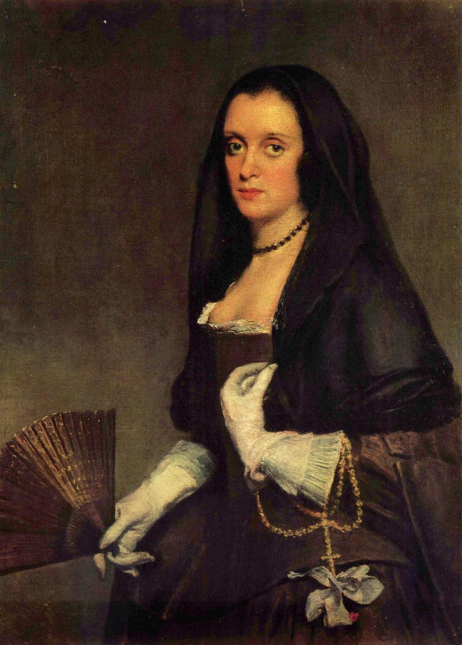 1635 Velázquez Dame à l'éventail.JPG