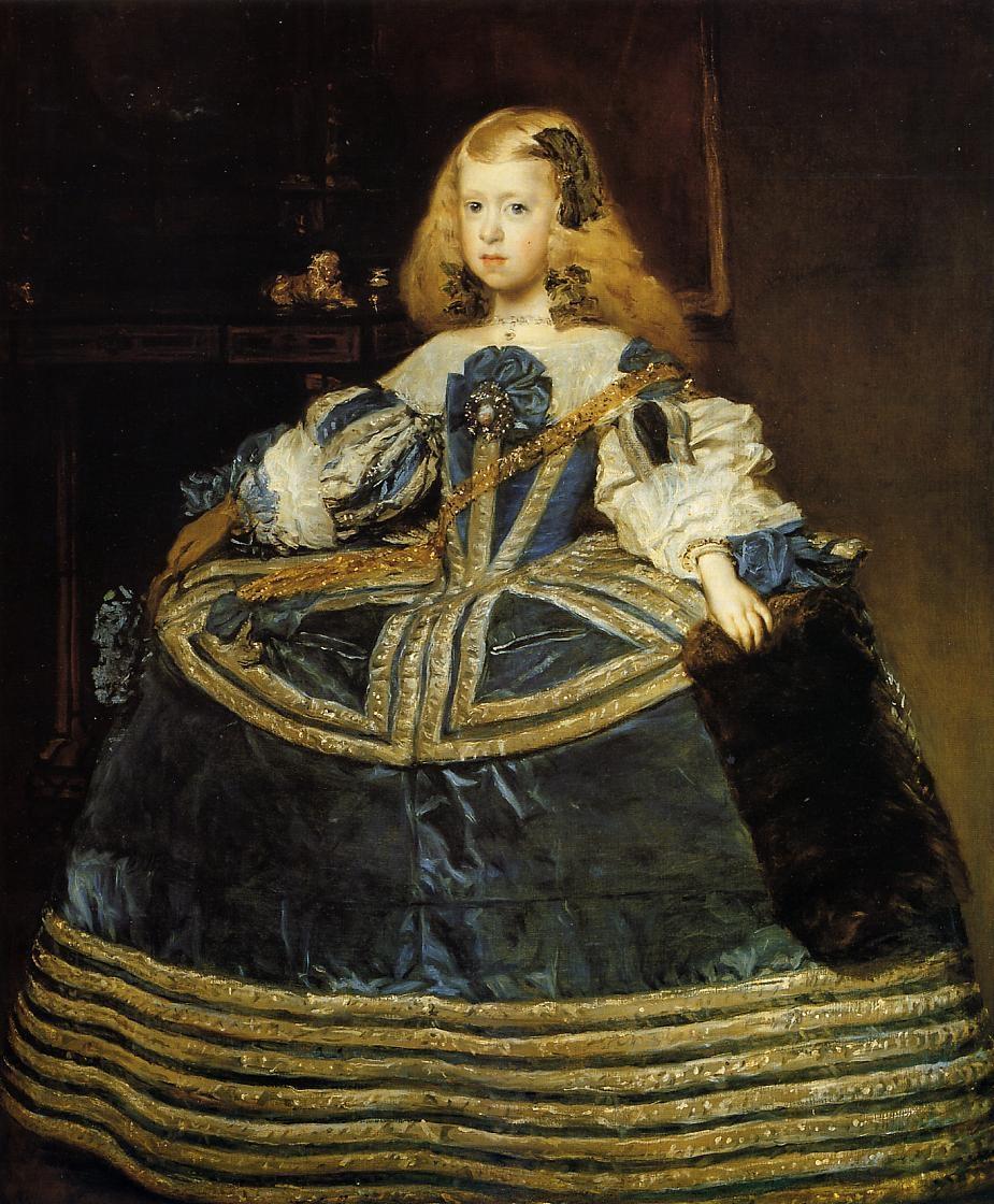 1659 Velázquez L'Infante Marguerite en bleu.JPG