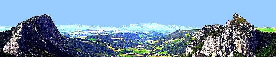 Guy Pegere Expression Géologique Minéralogique d'Auvergne