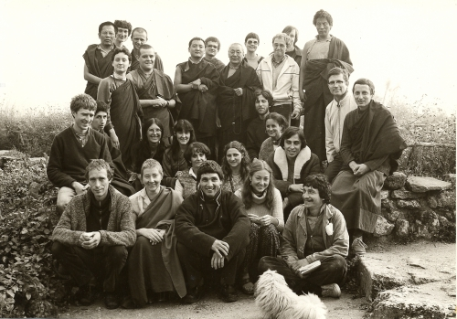 Dhagpo hiver1981.jpg