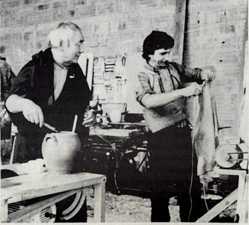 Guendune-la Baba Grange avant la construction de l'atelier 1978.jpg
