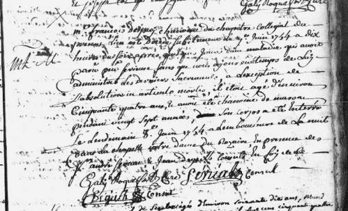 + un chanoine sans sacrements mort subbite 7-6-1754 Massat.PNG