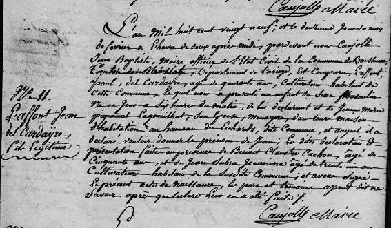 1829 ° Laffont Jean fils de Boussenac 2.png
