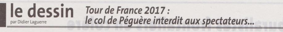Tour de france La gaztte ariégeoise 28-10-2016.jpg