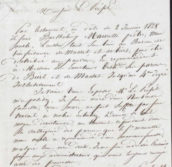 autre plainte adressée par le neveu de l'abbé 1857.PNG