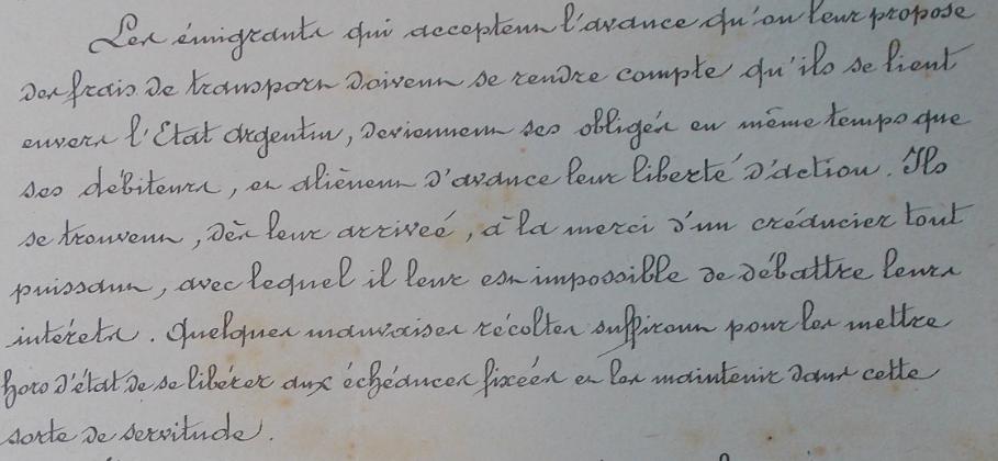 Argentine 18-4-1889 recrutement 2 frais de transport.PNG