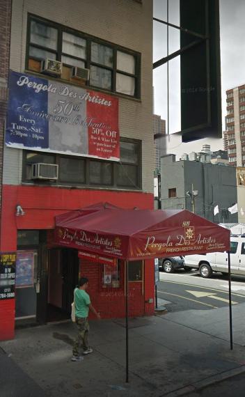 restaurant la Pergola des artistes NY.PNG
