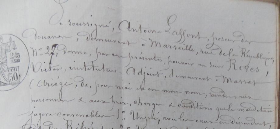 procuration Laffont Marseille 1874.PNG
