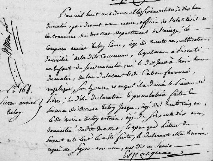 ° Pierre Auriac Tetoy Massat 6-10-1812.PNG