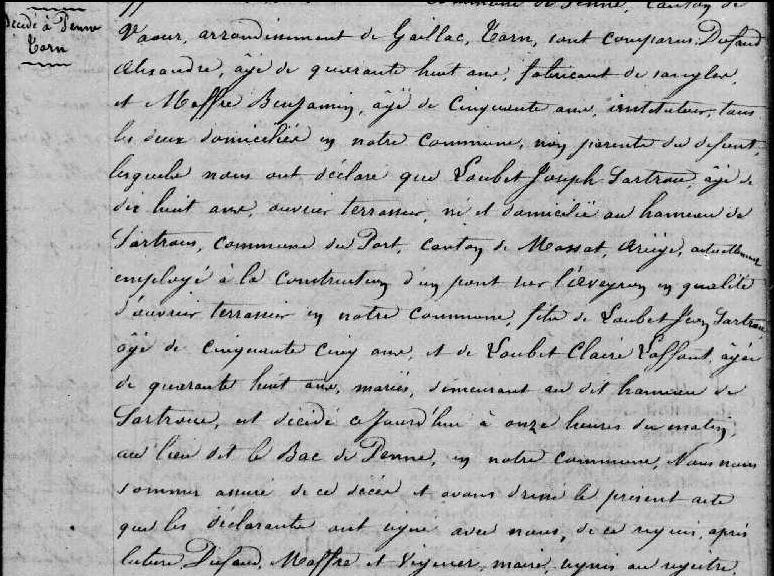 + Joseph Loubet Sartrou à Penne 12-7-1885 ° Le Port 2.PNG